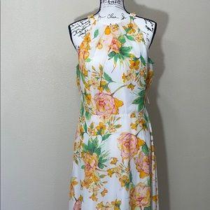 R&K floral dress